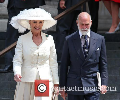 Princess Michael Of Kent and Prince Michael Of Kent 3