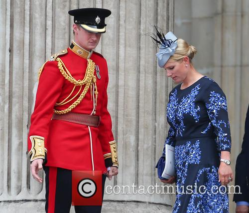 Zara Tindall and Zara Phillips 3