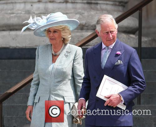 Prince Charles, Prince Of Wales and Camilla Duchess Of Cornwall 1