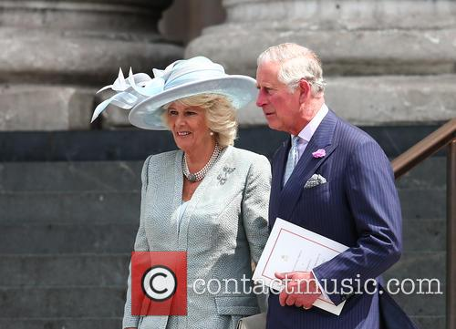 Prince Charles, Prince Of Wales and Camilla Duchess Of Cornwall 2