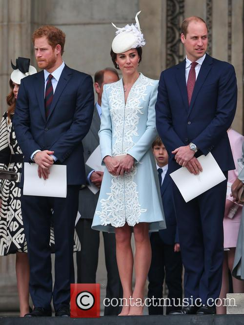 Prince Harry, Catherine Duchess Of Cambridge, Kate Middleton, Prince William and Duke Of Cambridge 5
