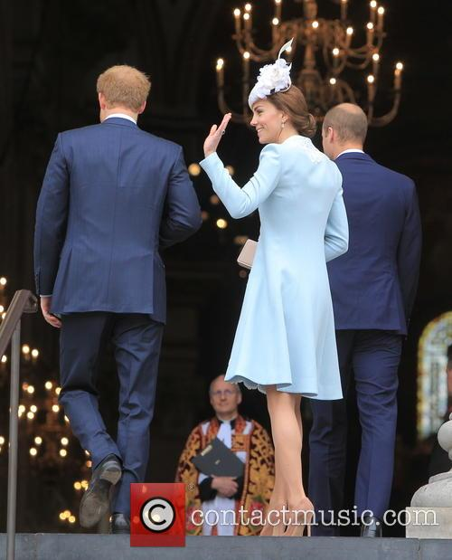 Prince Harry, Catherine, Duchess Of Cambridge, Prince William and Duke Of Cambridge 3