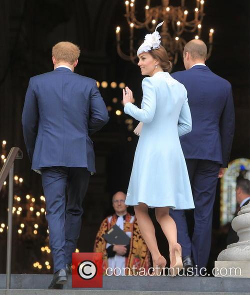 Prince Harry, Catherine, Duchess Of Cambridge, Prince William and Duke Of Cambridge 4