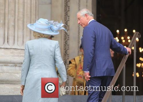Camilla, Duchess Of Cornwall, Prince Charles and Prince Of Wales 1