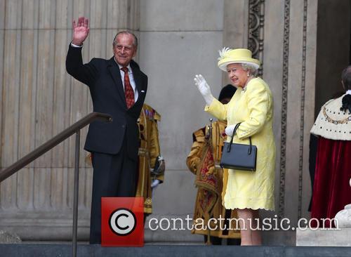 Prince Philip, Duke Of Edinburgh and Queen Elizabeth Ii 2