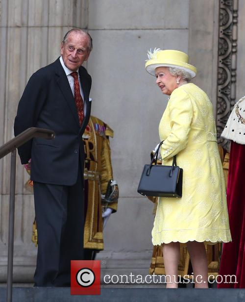 Prince Philip, Duke Of Edinburgh and Queen Elizabeth Ii 3