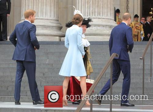 Prince Harry, Catherine, Duchess Of Cambridge, Prince William and Duke Of Cambridge 6