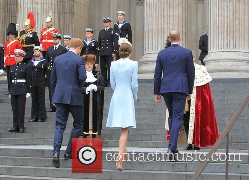 Prince Harry, Catherine, Duchess Of Cambridge, Prince William and Duke Of Cambridge 7