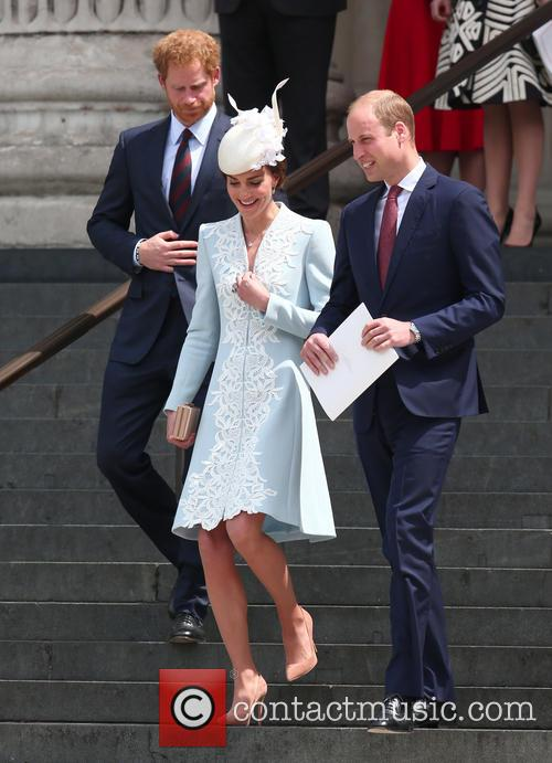 Prince Harry, Catherine, Duchess Of Cambridge, Prince William and Duke Of Cambridge 11