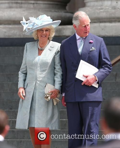 Camilla, Duchess Of Cornwall, Prince Charles and Prince Of Wales 2
