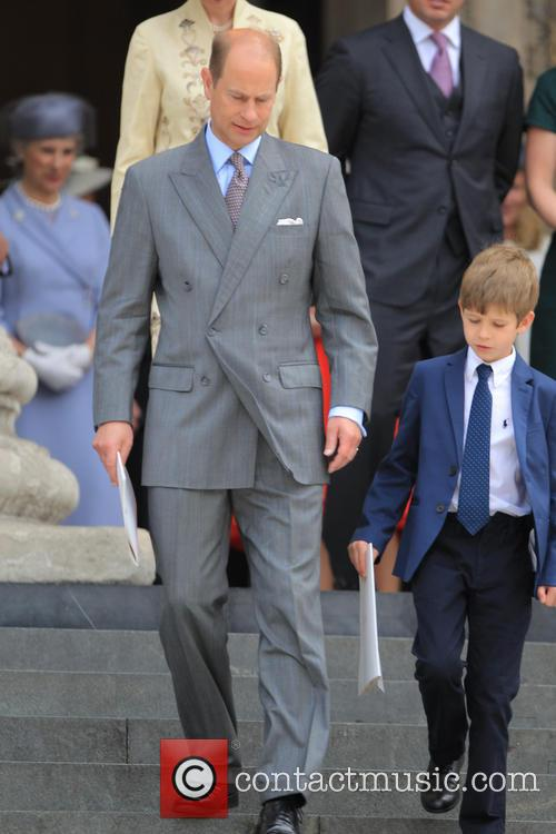 Prince Edward, James and Viscount Severn 1