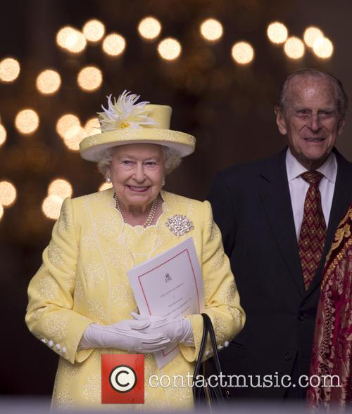 Queen Elizabeth Ii and Duke Of Edinburgh 4