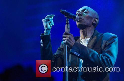 Maxi Jazz and Maxwell Fraser 1