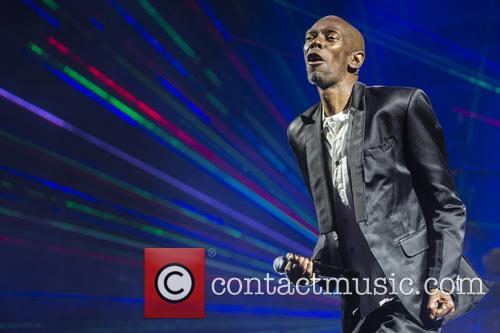 Maxi Jazz and Maxwell Fraser 6