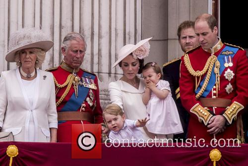 The Duchess Of Cambridge, The Duke Of Cambridge, Prince George and Princess Charlotte 6