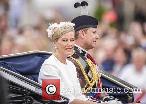 Prince Edward and Sophie The Countess Of Wessex 1