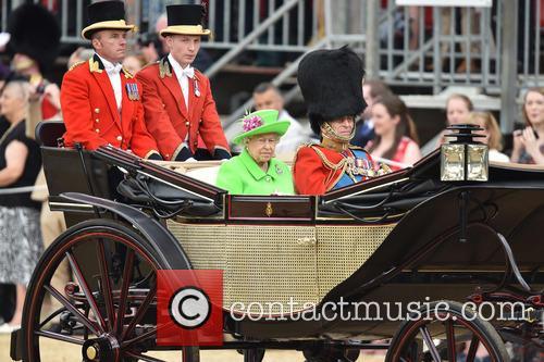 Queen Elizabeth Ii and Prince William 2