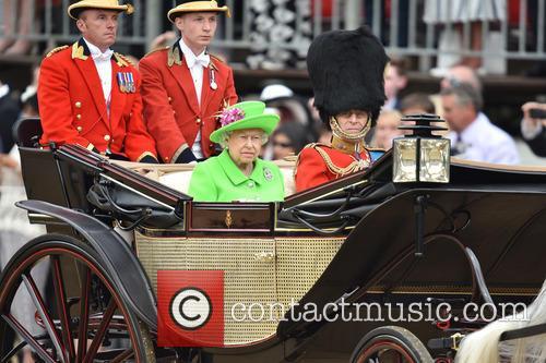 Queen Elizabeth Ii and Prince William 3
