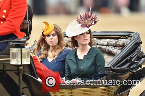 Princess Beatrice and Princess Eugenie 1
