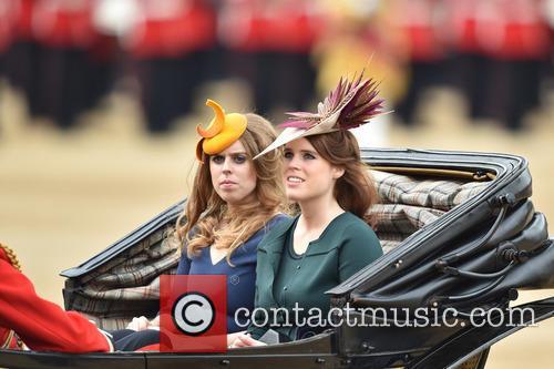 Princess Beatrice and Princess Eugenie 3