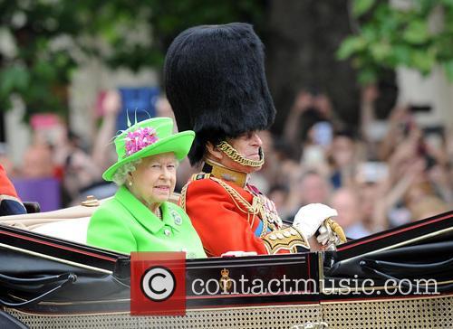 Hrh The Queen and Duke Of Edinburgh 3