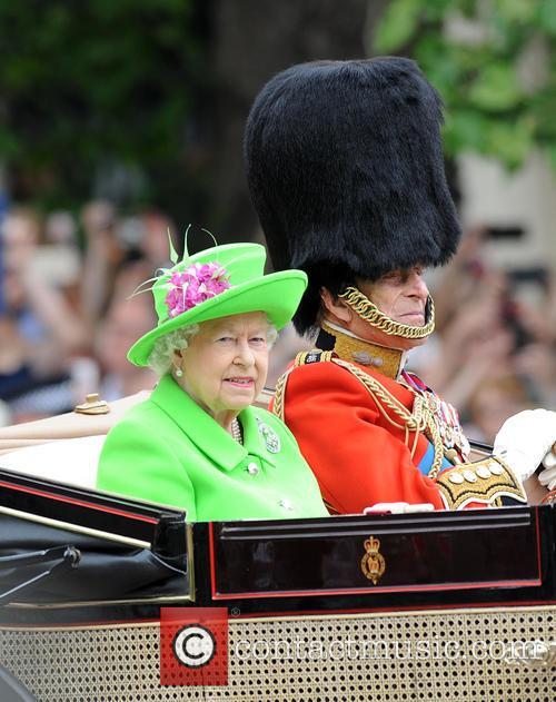 Hrh The Queen and Duke Of Edinburgh 4