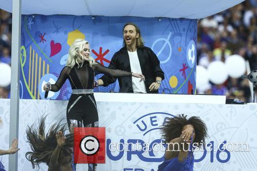 David Guetta and Zara Larsson 2