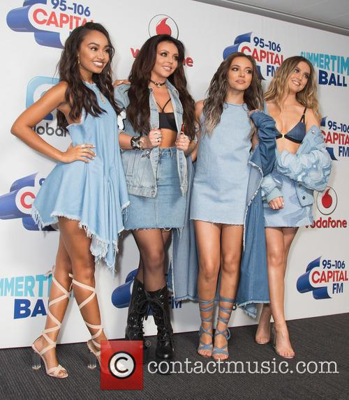 Leigh Anne Pinnock, Jesy Nelson, Jade Thirlwall, Perrie Edwards and Little Mix 1