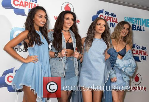 Leigh Anne Pinnock, Jesy Nelson, Jade Thirlwall, Perrie Edwards and Little Mix 2