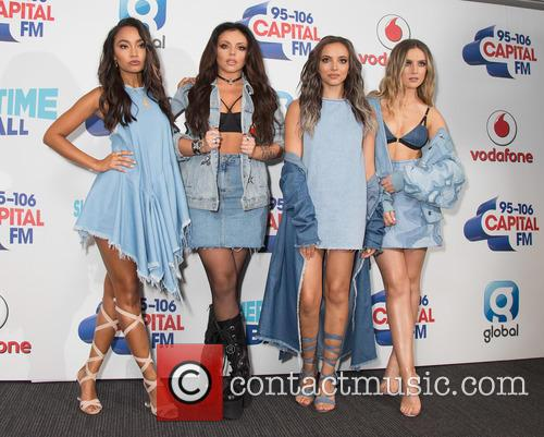 Leigh Anne Pinnock, Jesy Nelson, Jade Thirlwall, Perrie Edwards and Little Mix 3