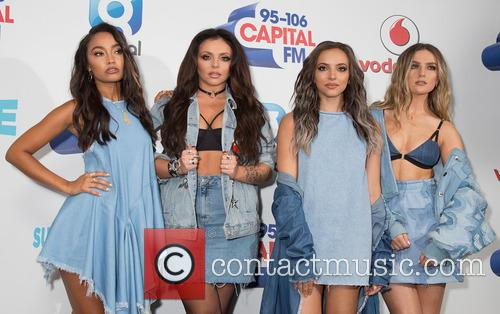 Leigh Anne Pinnock, Jesy Nelson, Jade Thirlwall, Perrie Edwards and Little Mix 4