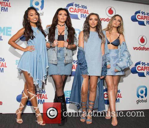 Leigh Anne Pinnock, Jesy Nelson, Jade Thirlwall, Perrie Edwards and Little Mix 5