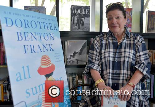 Dorothea Benton Frank signs copies of her new...