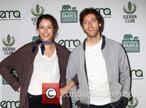 Amanda Crew and Thomas Middleditch 4