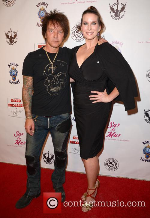 Billy Morrison and Megan Phillips 7