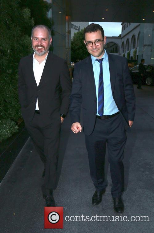 Rob Vickery and Philip E. Daniels 1