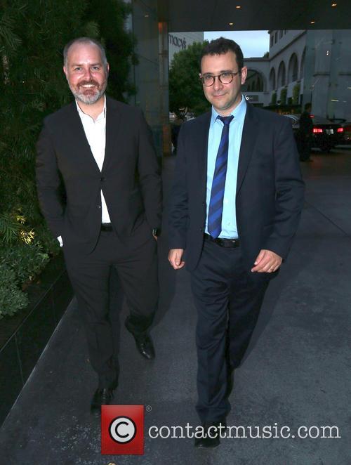 Rob Vickery and Philip E. Daniels 2