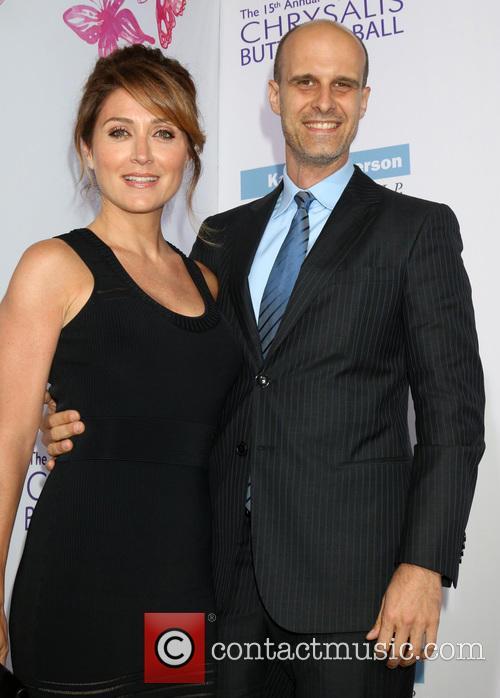 Sasha Alexander and Edoardo Ponti 1