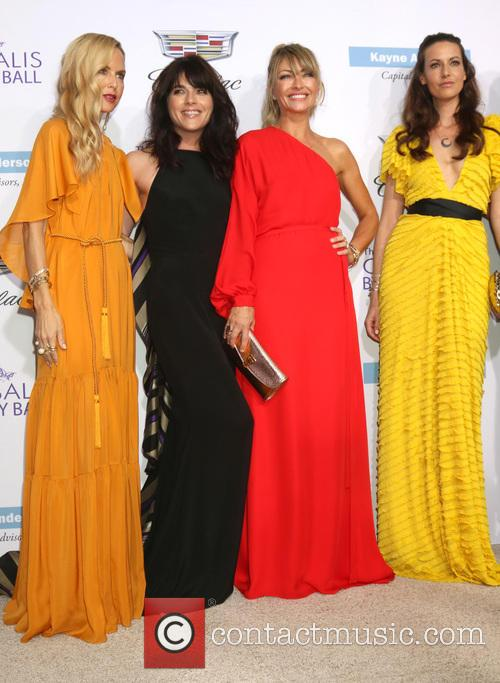 Rachel Zoe, Selma Blair, Rebecca Gayheart and Liz Carey 1
