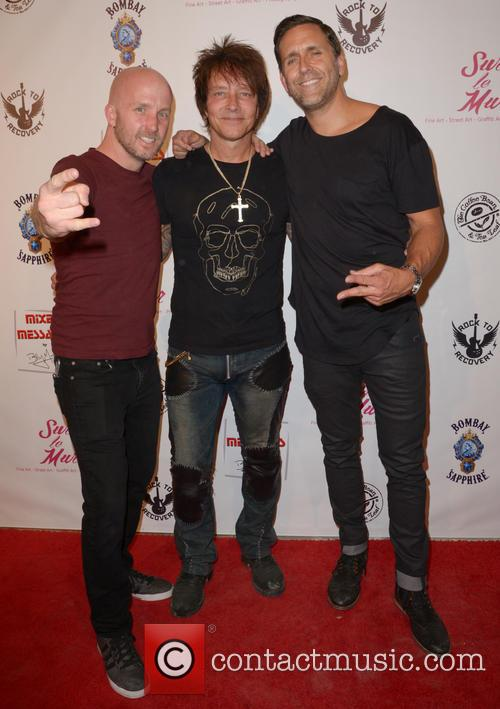 Sonny Mayo, Billy Morrison and Wes Geer 1