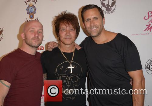 Sonny Mayo, Billy Morrison and Wes Geer 2