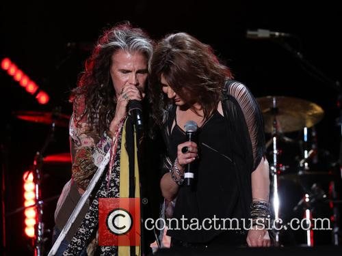 Steven Tyler and Martina Mcbride
