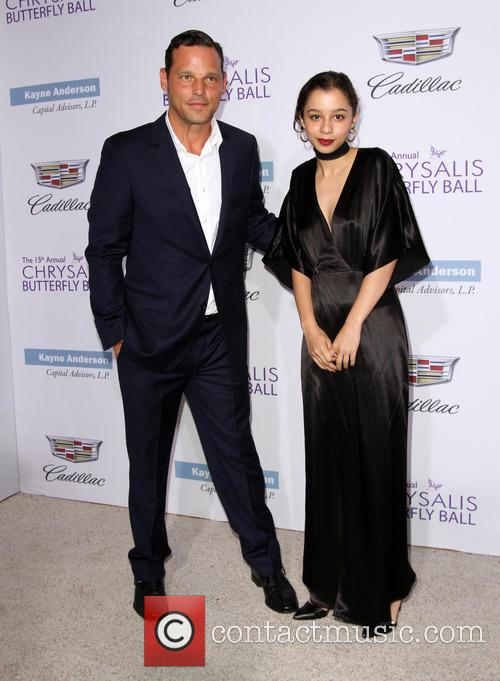 Justin Chambers and Daughter Kaila Chambers 3