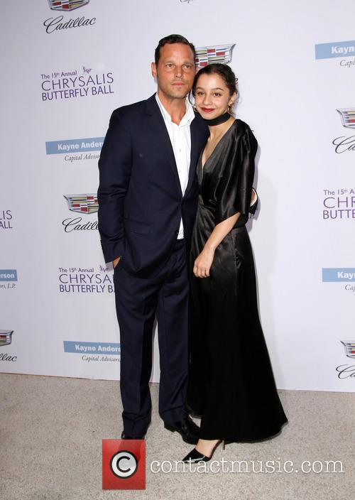 Justin Chambers and Daughter Kaila Chambers 4
