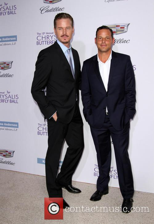 Eric Dane and Justin Chambers 9