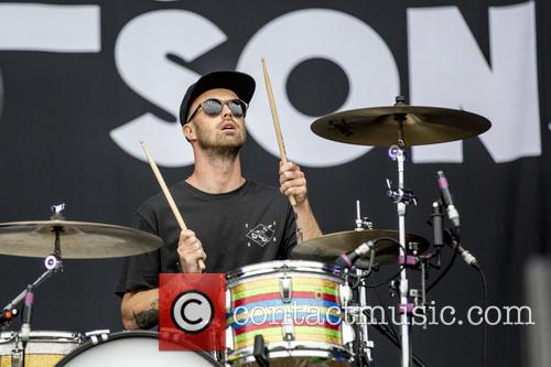 Sunset Sons at the Isle of Wight Festival