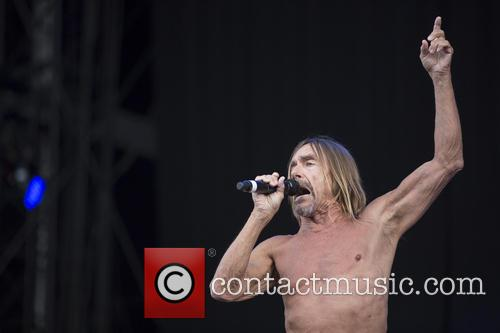 Iggy Pop and James Newell Osterberg 3