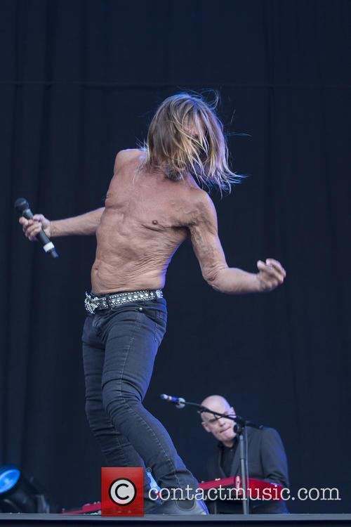 Iggy Pop and James Newell Osterberg 5