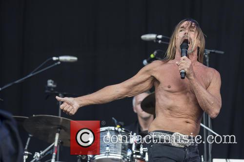 Iggy Pop and James Newell Osterberg 6