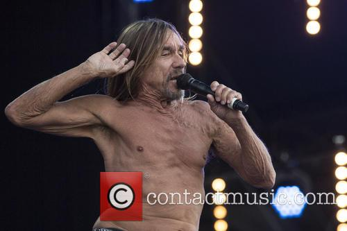 Iggy Pop and James Newell Osterberg 9